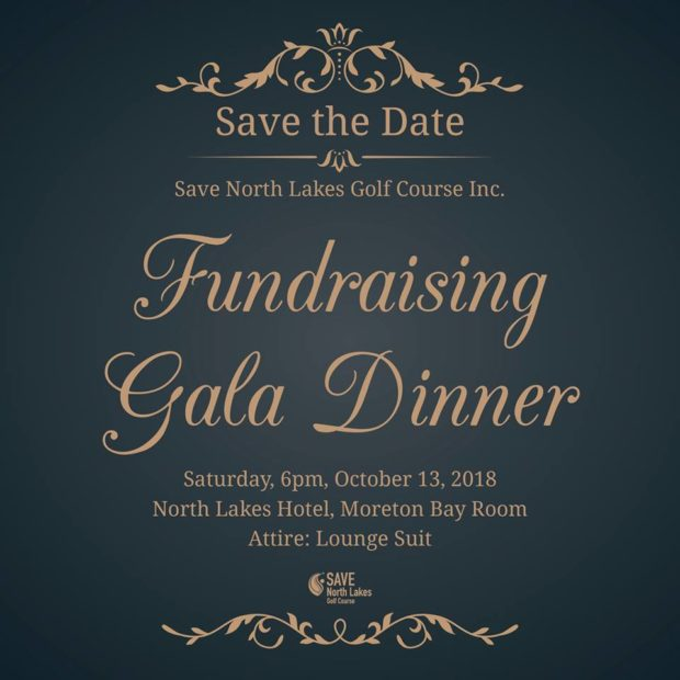 SAVE THE DATE: Fundraising Gala Dinner